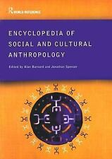 Encyclopedia of Social and Cultural Anthropology (2002, Paperback, Revised)