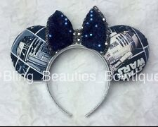SALE! R2-D2 Star Wars Minnie Mouse Ears Headband Disneyland World