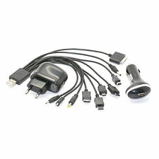 10en1 Universel Multi USB Chargeur Cable Pr iPhone 4S Galaxy S3 S4 note 2 3 HTC