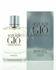 Acqua Di Gio Essenza by Giorgio Armani Eau De Parfum 2.5 OZ 75 ML Spray for Men