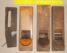 lot of vintage  japanese woodworking carpentry plane