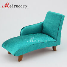 Fine 1/12 Scale Miniature Furniture Elegant Cloth Lovely Sofa For Dollhouse