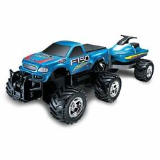 Remote Control F-150 Ford Extreme with Jet Ski