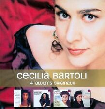 BARTOLI,CECILIA-4 CD ORIGINALS (FRA) CD NEW