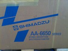 SHIMADZU AA - 6650 Atomic Absorption Spectrophotometer NEW