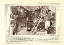 1916 Indian Students Making Shells At Technical School Field Marshal Lord French