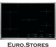 AEG HKL85510XB Built In Induction Hob 5 Cooking Zones Ceramic Glass Genuine NEW