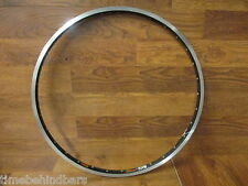 "SUN RIMS RHYNO LITE 32 HOLE 26"" INCH BLACK CLINCHER DOUBLE WALLED EYELETED RIM"