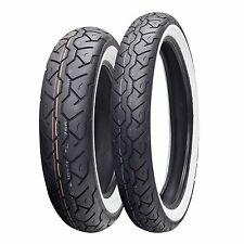 Maxxis M6011 Classic|Cafe Racer 130/90/16 74H Whitewall Front Motorcycle Tyre