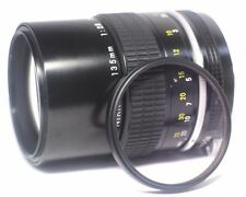 Nikkor Non Ai 135mm F2.8 [Light huze] No,732326 MF Japan Manual Lens Nikon