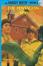 Hardy Boys: The Pentagon Spy 61 by Franklin W. Dixon (2005, Hardcover)