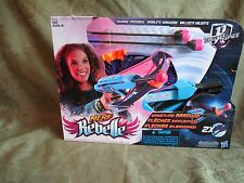 Nerf Foam Rebelle Courage Crossbow Secrets & Spies Dart Whistling Arrows NEW Toy