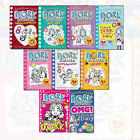 Dork Diaries 9 Children's Books Collection Set By Rachel Renee Russell, New Pack