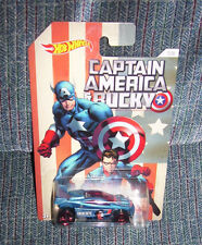 Hot Wheels CAPTAIN AMERICA SERIES SPECTYTE (BUCKY), 7/8 2016 Walmart MARVEL