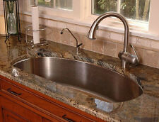 "32"" 16 Gauge Single Bowl Stainless Steel Kitchen Sink Undermount under counter"