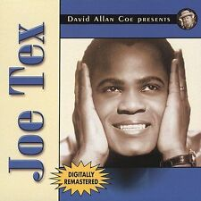 Tex, Joe David Allan Coe Presents Joe Tex CD ***NEW***