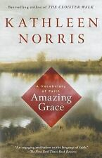 BOOK    AMAZING GRACE A VOCABULARY OF FAITH  BY KATHLEEN NORRIS