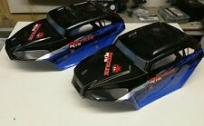 2 BRAND NEW Redcat Rockslide Bodies NEW STYLE BLUE