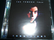 The Temper Trap Conditions Limited 2 CD Edition with Bonus Live Disc - Like New