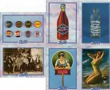 Pepsi Cola Series 2 Trading Cards Full 100 Card Base Set from Dart Flipcards