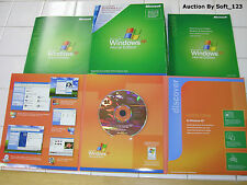 MICROSOFT WINDOWS XP HOME w/SP2 FULL OPERATING SYSTEM OS MS WIN =BRAND NEW BOX=