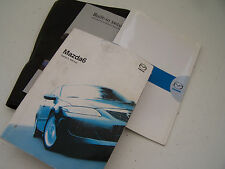 Mazda 6 Estate (2002-2007) Owner`s manual
