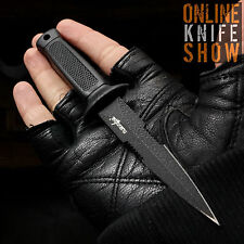 """6.5"""" TACTICAL COMBAT BOWIE FIXED BLADE Survival Hunting Military Knife w/ SHEATH"""