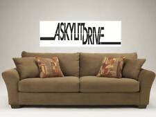 """A SKYLIT DRIVE MOSAIC 48""""X16"""" INCH WALL POSTER"""