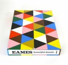 New, 2DAY SHIP, Eames: Beautiful Details HARDCOVER