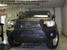 Lebra Front End Mask Cover Bra Fits Toyota Tacoma 12-15 with Flares 2012-2015