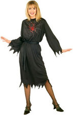 SPIDER WITCH Halloween Costume Adult Std 6 8 10 12 NEW