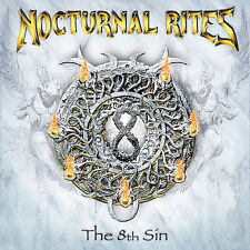 NOCTURNAL RITES 8th Sin CD