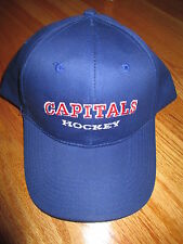 Daystone WASHINGTON CAPITALS (Adjustable Snap Back) Cap