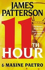 Women's Murder Club the 11th HOUR Hardcover James Patterson Book 11 (eleven)