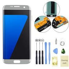 Silver LCD Touch Screen Digitizer Assembly for Samsung Galaxy S7 edge High-Q HF9