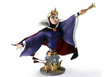 Disney Grand Jester Bust Evil Queen Snow White LE 3000 NIB Sideshow Bust