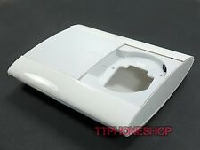 White Full Housing Shell Case For PlayStation 3 PS3 Super Slim CECH-4001 4201