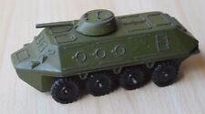 Vintage Collectible Russian USSR Communist Classical Military Metal Toy BTR