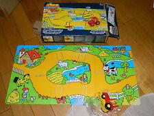 vintage EDUCALUX la ferme JEU ELECTRONIQUE farm family 1991 entdeckungsfarm