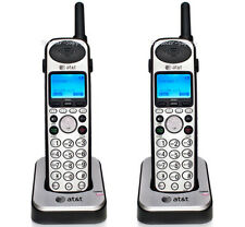 Set of 2 AT&T SynJ SB67108 4-line DECT 6.0 Cordless Handset for SB67118 SB67138