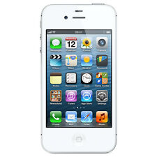 APPLE I PHONE 4S 16 GB WHITE REFURBISHED MOBILE PHONE