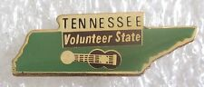 Tennessee - The Volunteer State Travel Souvenir Collector Pin
