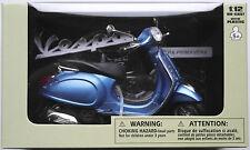 NewRay - Vespa Primavera blaumet. 1:12 Neu/OVP Piaggio Motorroller-Modell