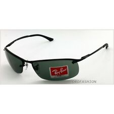 Sonnenbrille Ray Ban TOP BAR - RB3183 006/71 63 gunmetal