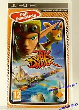 JAK and DAXTER the LOST FRONTIER jeu video complet console Sony PSP plateforme
