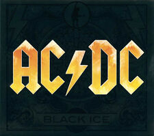AC/DC - Black Ice (2008)  CD (Yellow)  NEW/SEALED  SPEEDYPOST