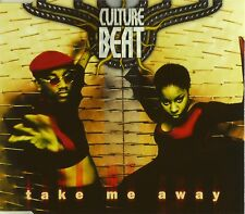 Maxi CD - Culture Beat - Take Me Away - #A1861