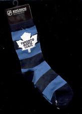 TORONTO MAPLE LEAF Boys  SOCKS LICENSED Shoe size 11-2 Leaf Colours