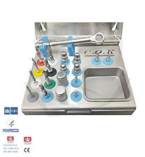 Dental Implant Compact Organized Drills Kit / Implant Kit