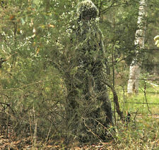 Camouflage Woodland 3D Ghillie Suit Bionic Training Bowhunt Ghillie Suit